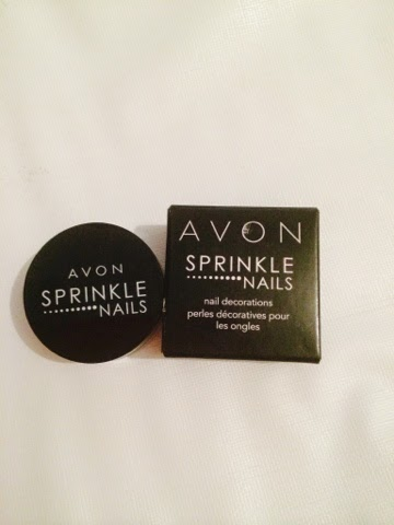 [REVIEW] Avon Sprinkle Nails