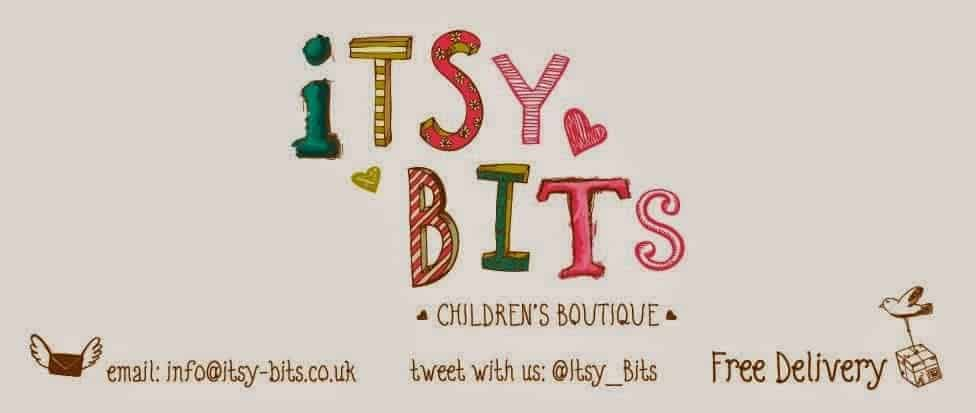 [Giveaway] Itsy Bits