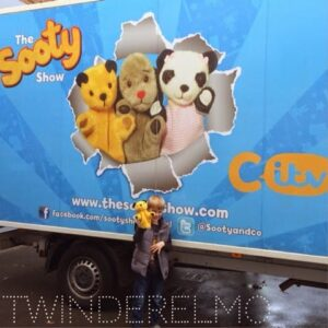 The sooty show theatre severn