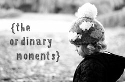 the ordinary moments linky