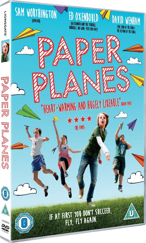 paper planes dvd