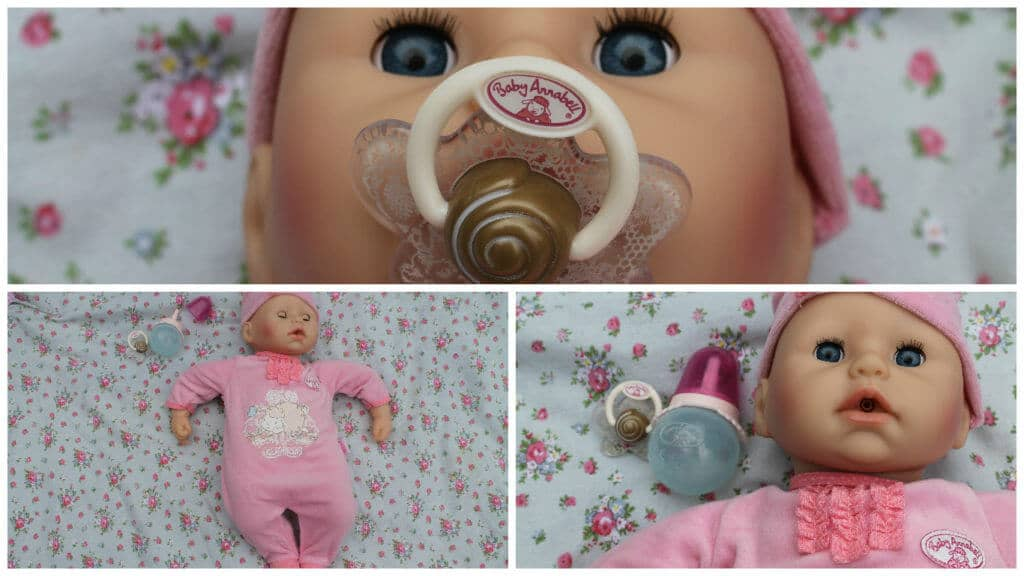 Baby Annabell Review and Giveaway