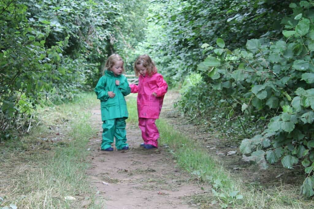 Dry Kids Waterproofs Review & Giveaway