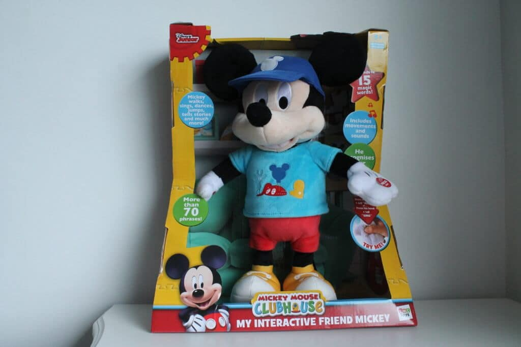 My Interactive Friend Mickey Review