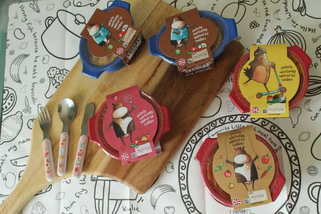 Little Dish Pots & Pies Toddler Meals Review