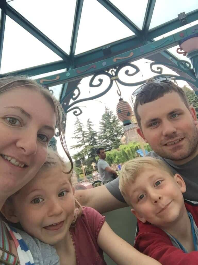 Disneyland Paris: Hints, Tips and Family