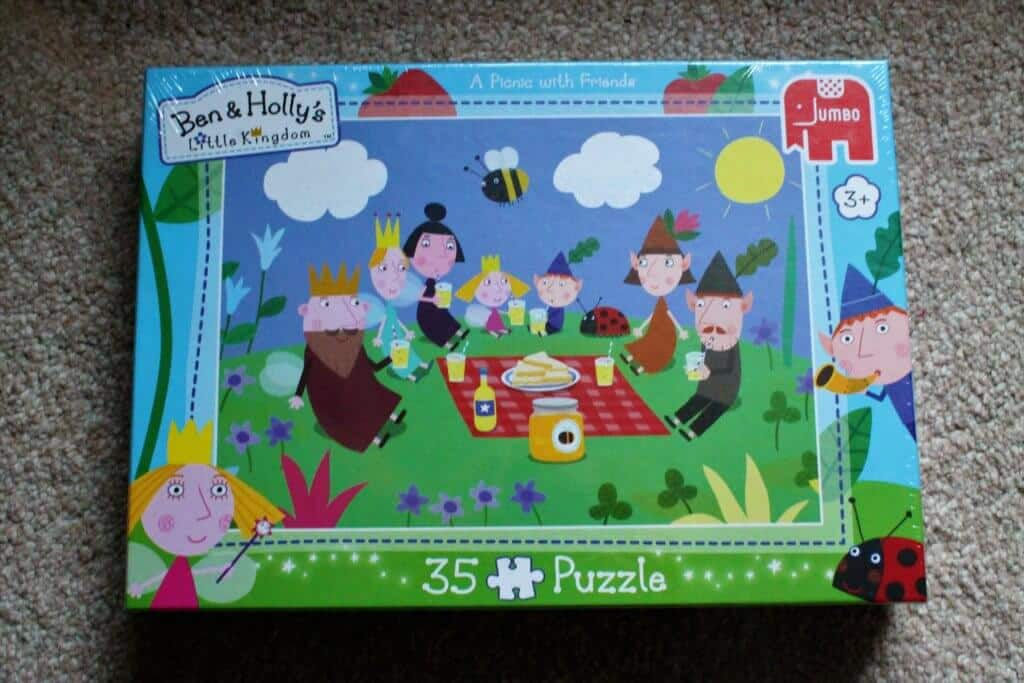 Ben and Holly's Little Kingdom Christmas Toy Ideas