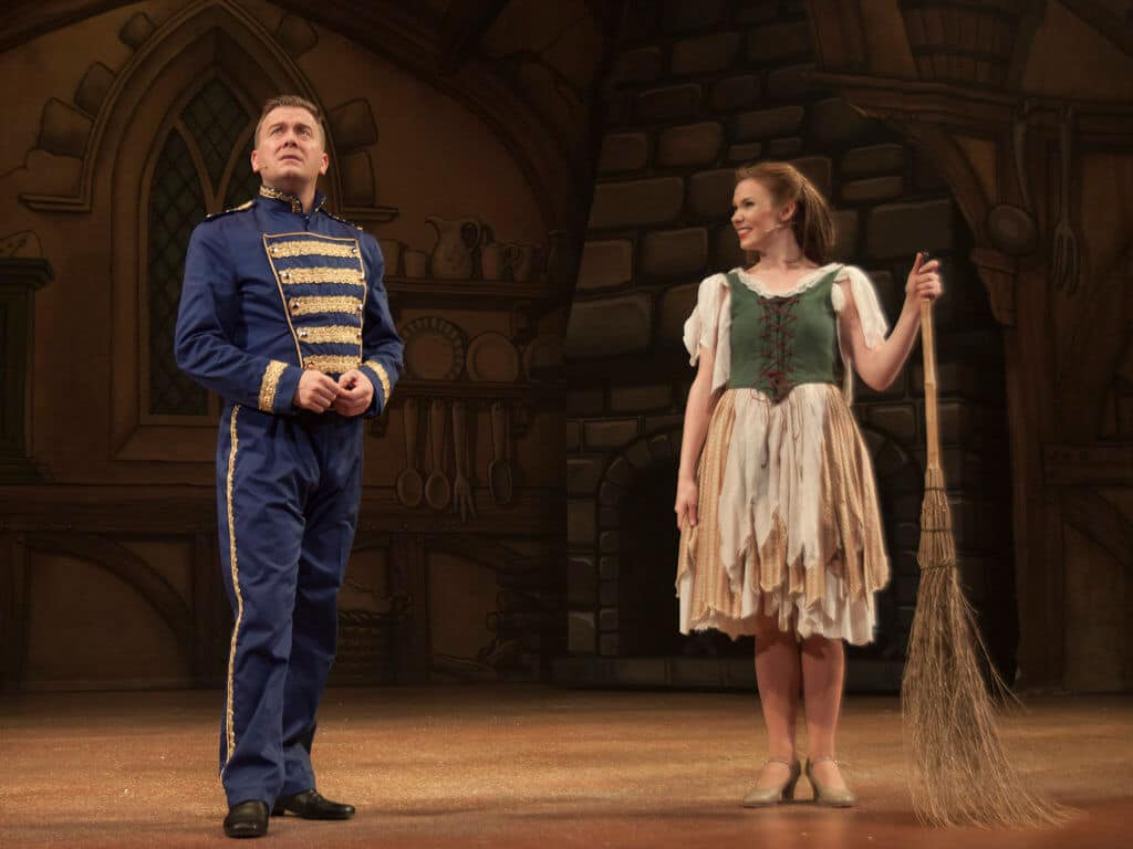 Review: Cinderella at Theatre Severn, Shrewsbury