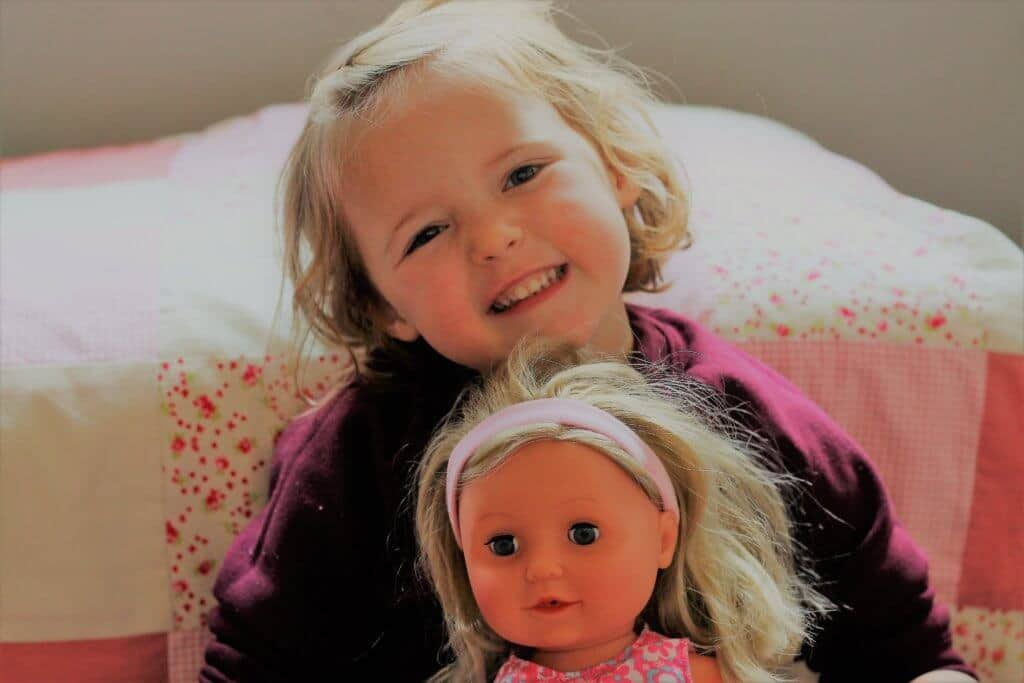 The New Classic Tiny Tears Doll Review