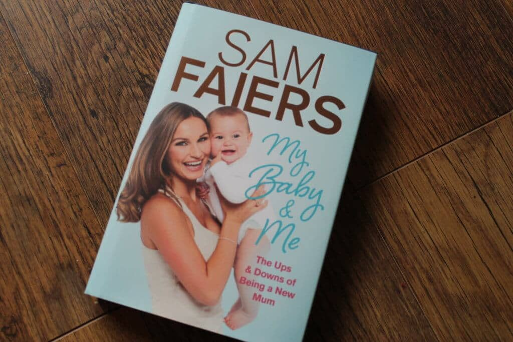 Sam Faiers My Baby and Me Review and Giveaway