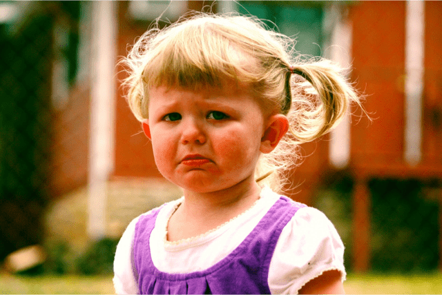 Tears and Tantrums - It's Normal!