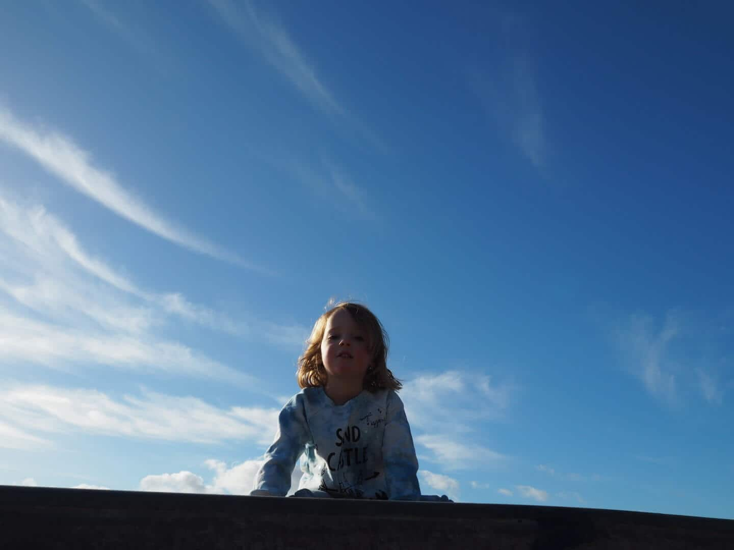 Blue Skies – The Ordinary Moments
