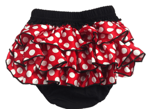 Minnie Mouse Frillies
