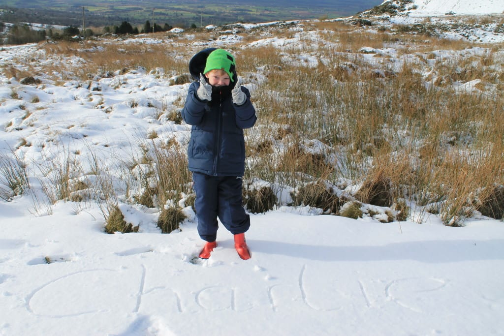 clee hill snow