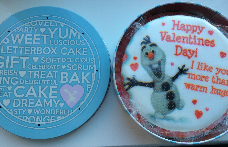 Baker Days Frozen