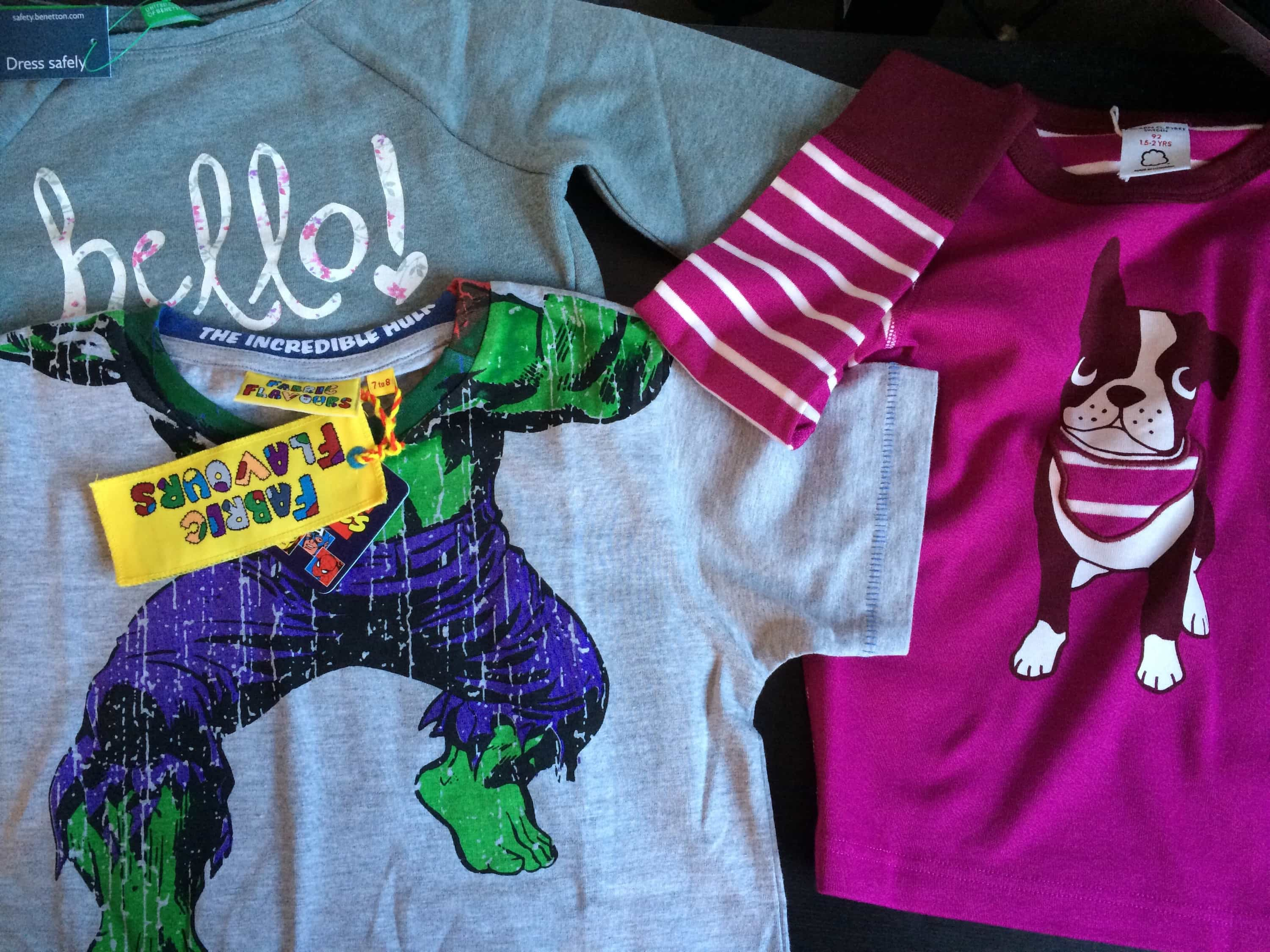 [Review] House of Fraser Kidswear Clothing