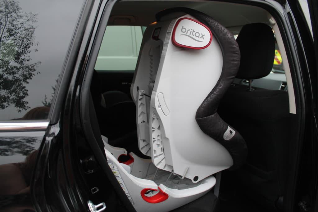 Britax King II ATS Car Seat