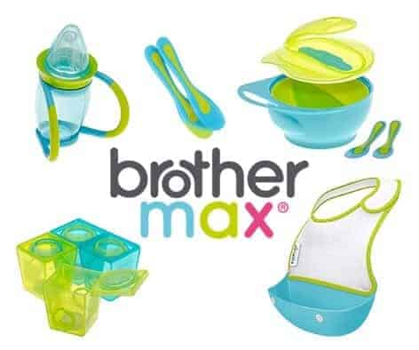 Brother Max Weaning Bundle Giveaway