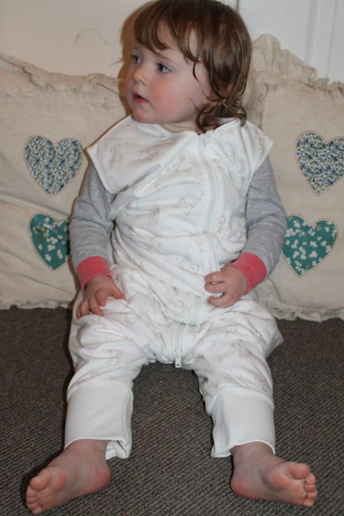 sleeping bags with feet
