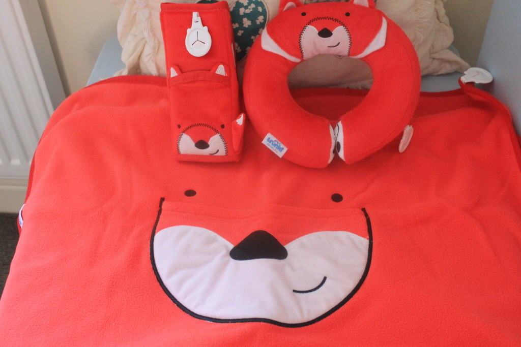 Trunki SnuggleSet – Review and Giveaway