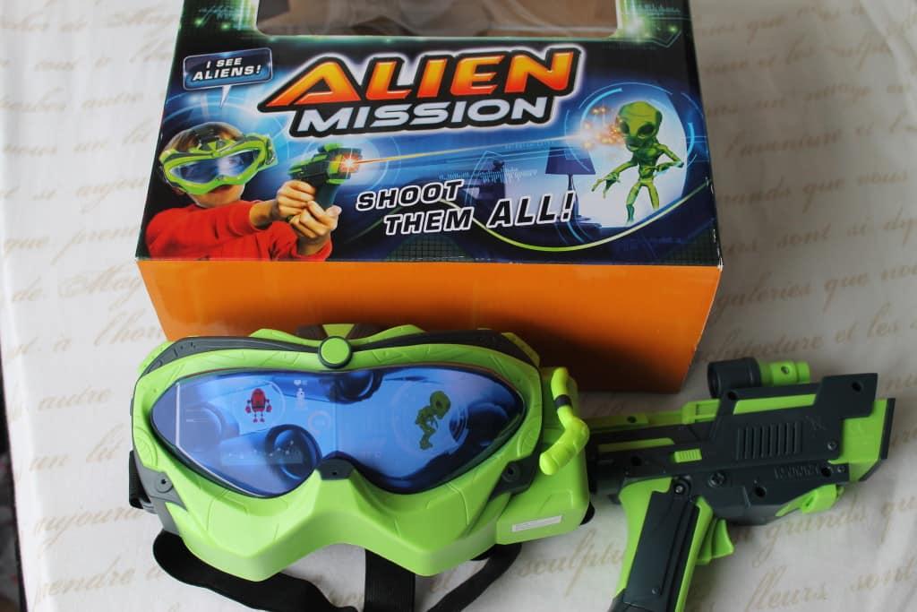 alien mission megableu