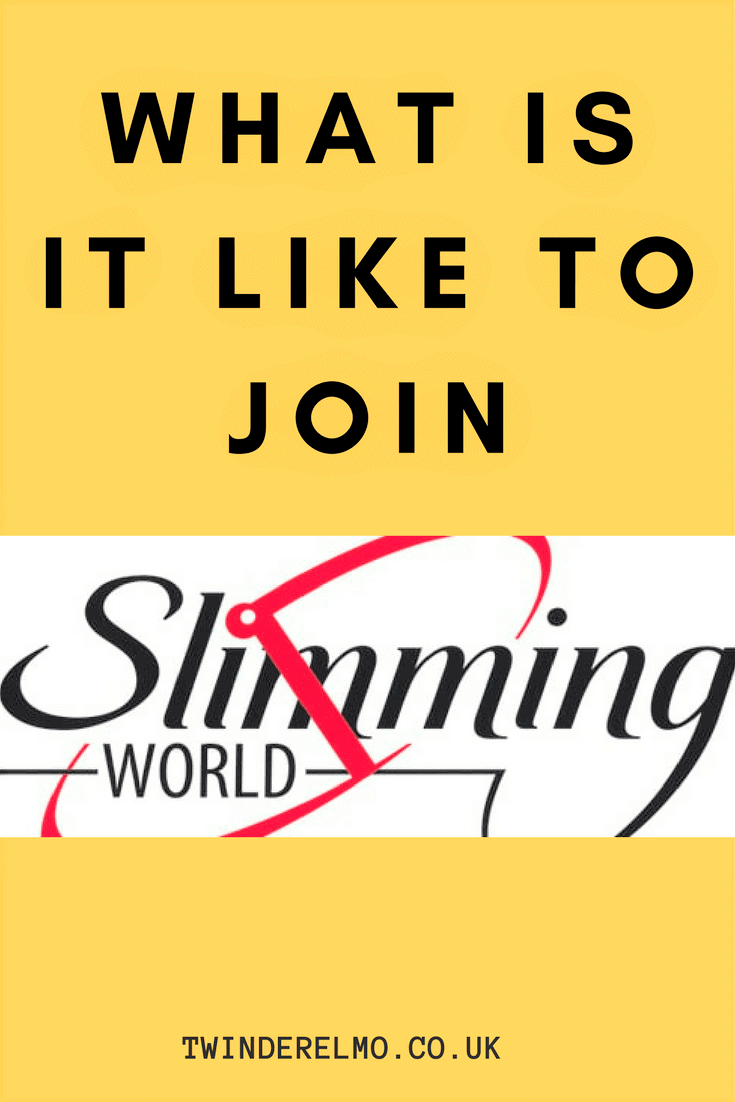 Joining a Slimming World Group