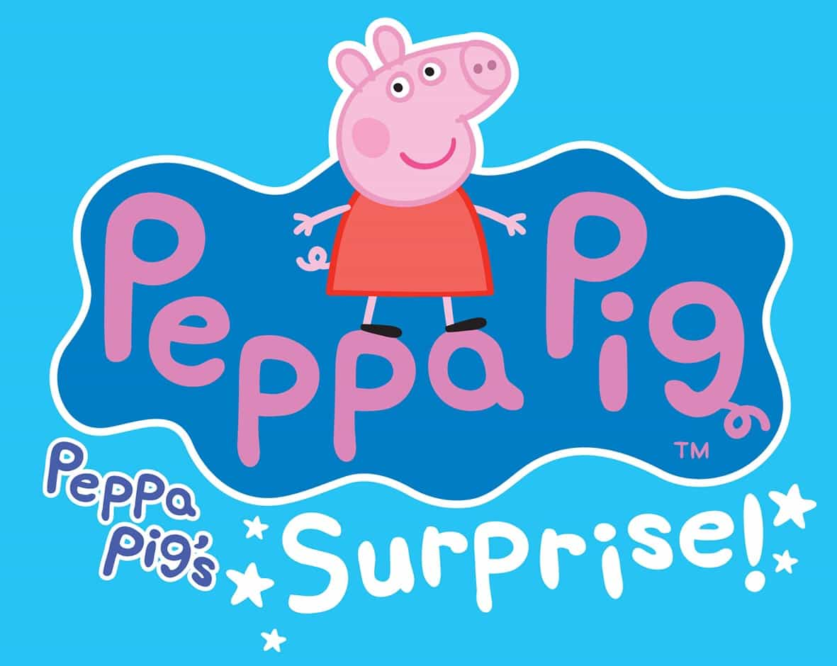 peppa pig's surprise tour