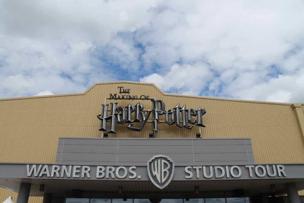 The Making Of Harry Potter, Studio Tour