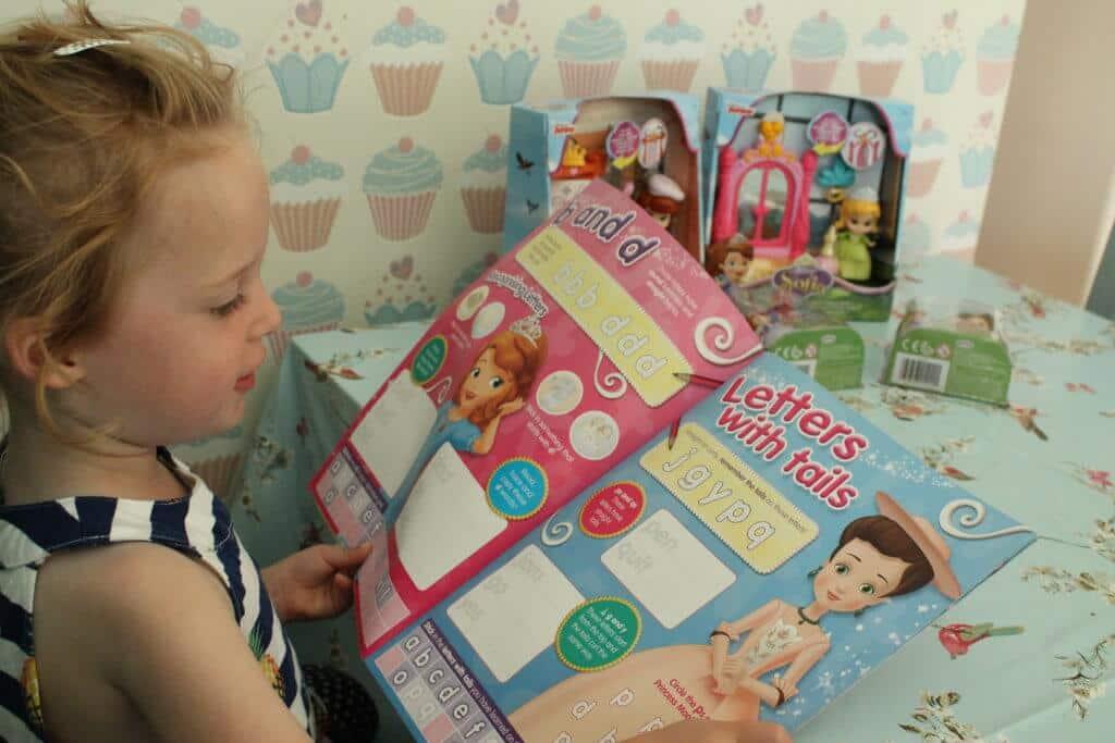 Disney Sofia the First Toy Range