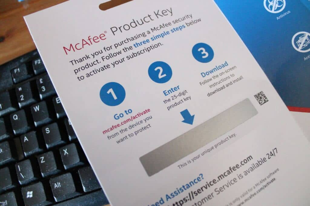 McAfee Total Protection 2017 and McAfee LiveSafe 2017