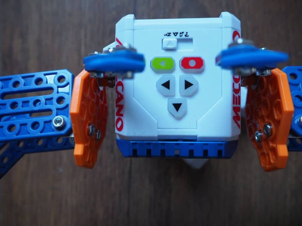 Meccano MicroNoid Robot