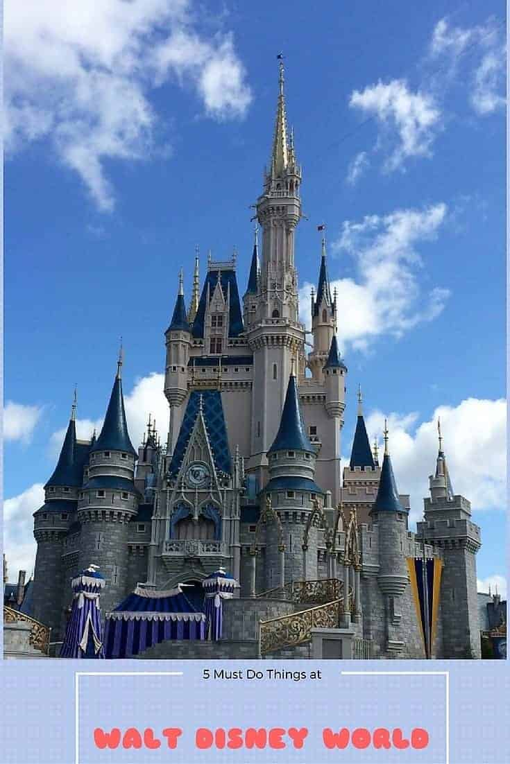 5 Favourite Moments At Walt Disney World