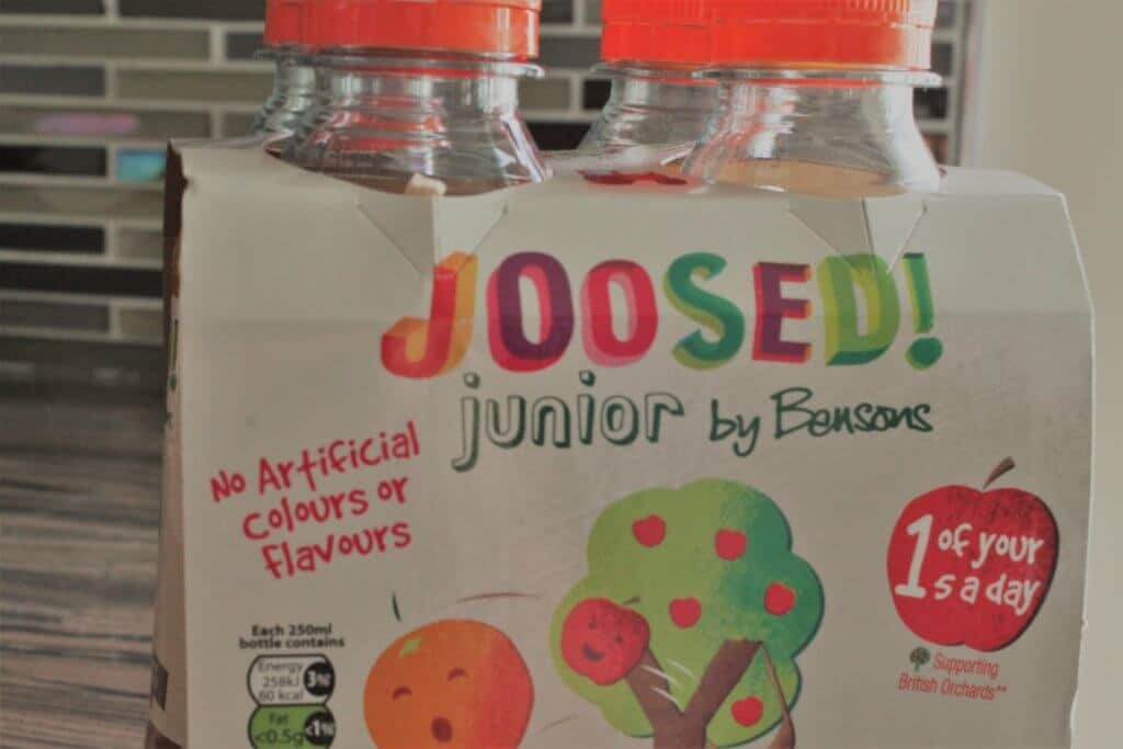 Bensons Totally Fruity Review and Giveaway