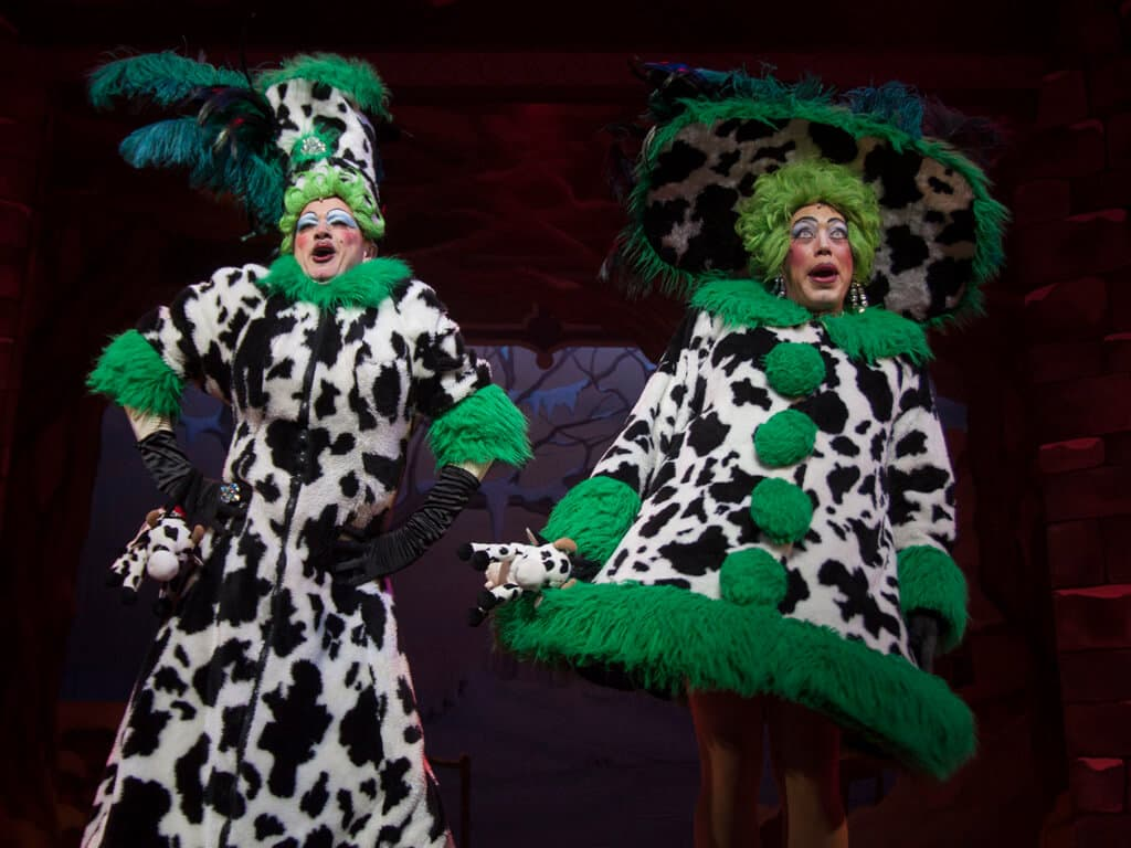 Review: Cinderella at Theatre Severn, Shrewsbury
