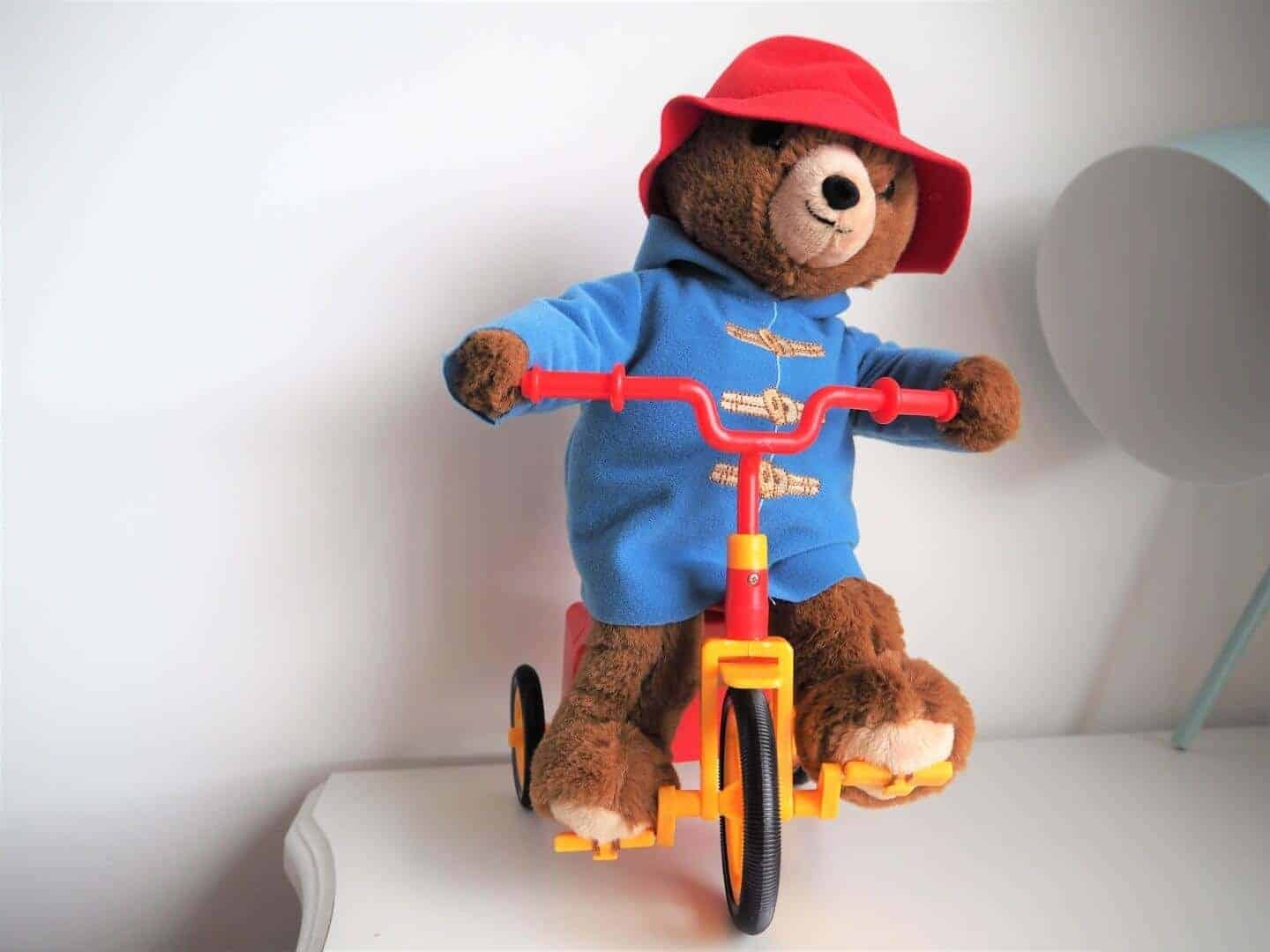 Cycling Paddington Review and Giveaway