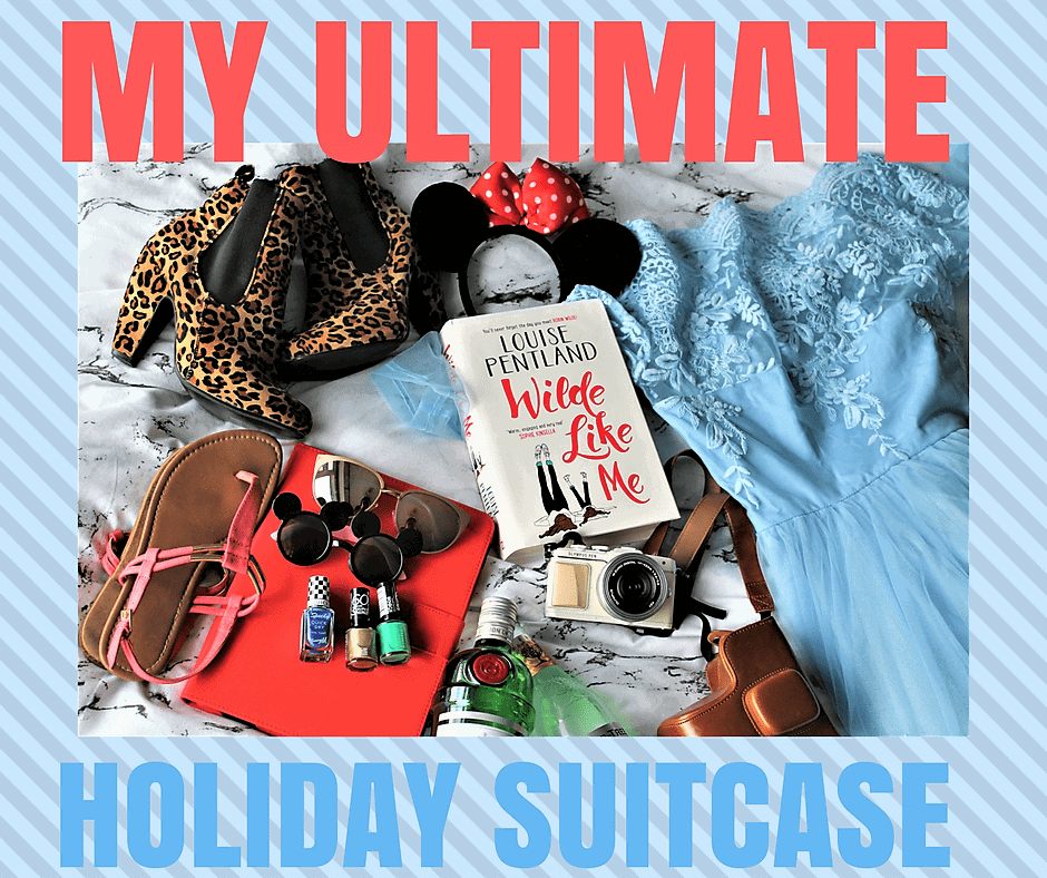 The Ultimate Holiday Suitcase