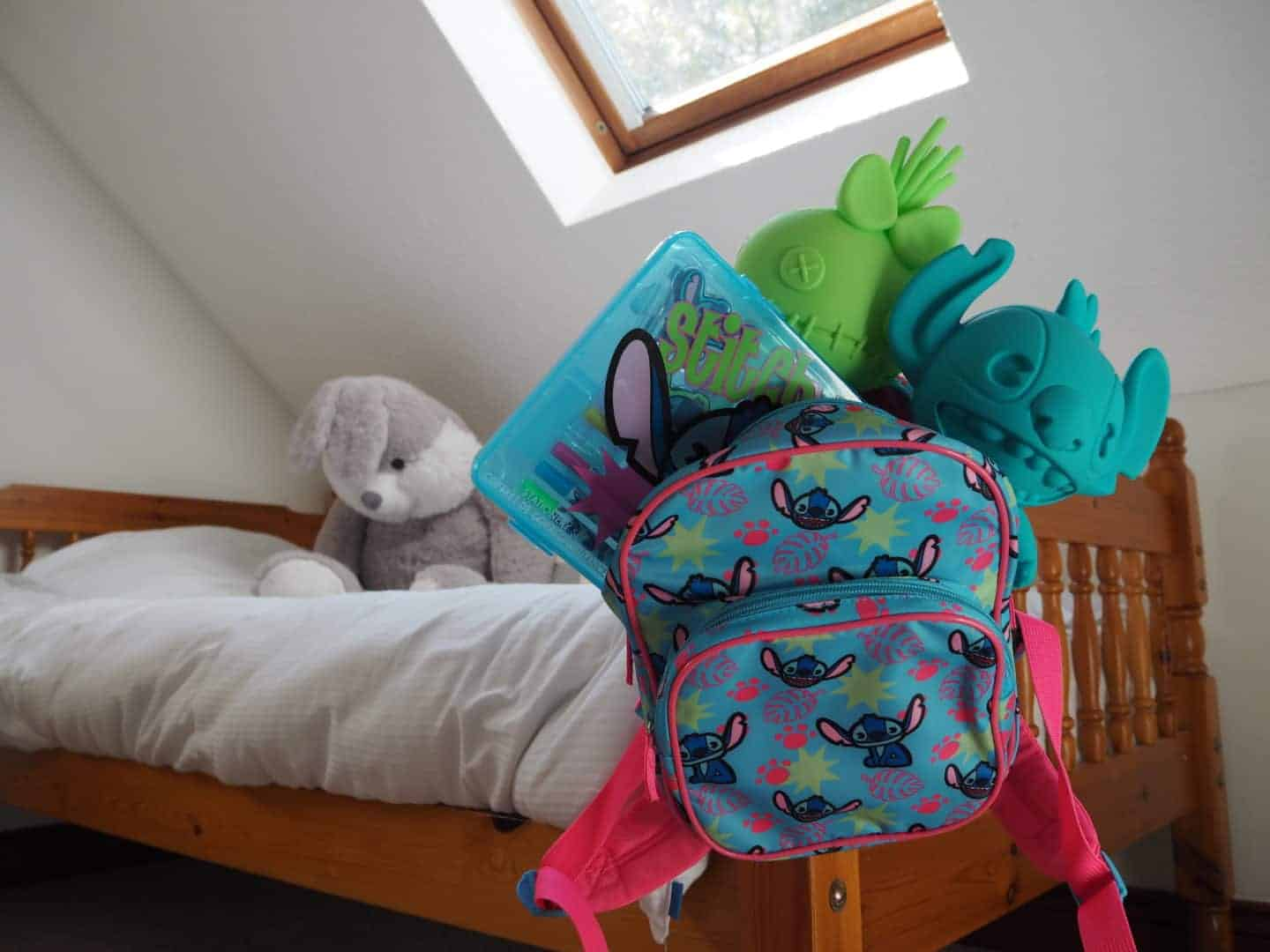 Back To School With The Disney Store