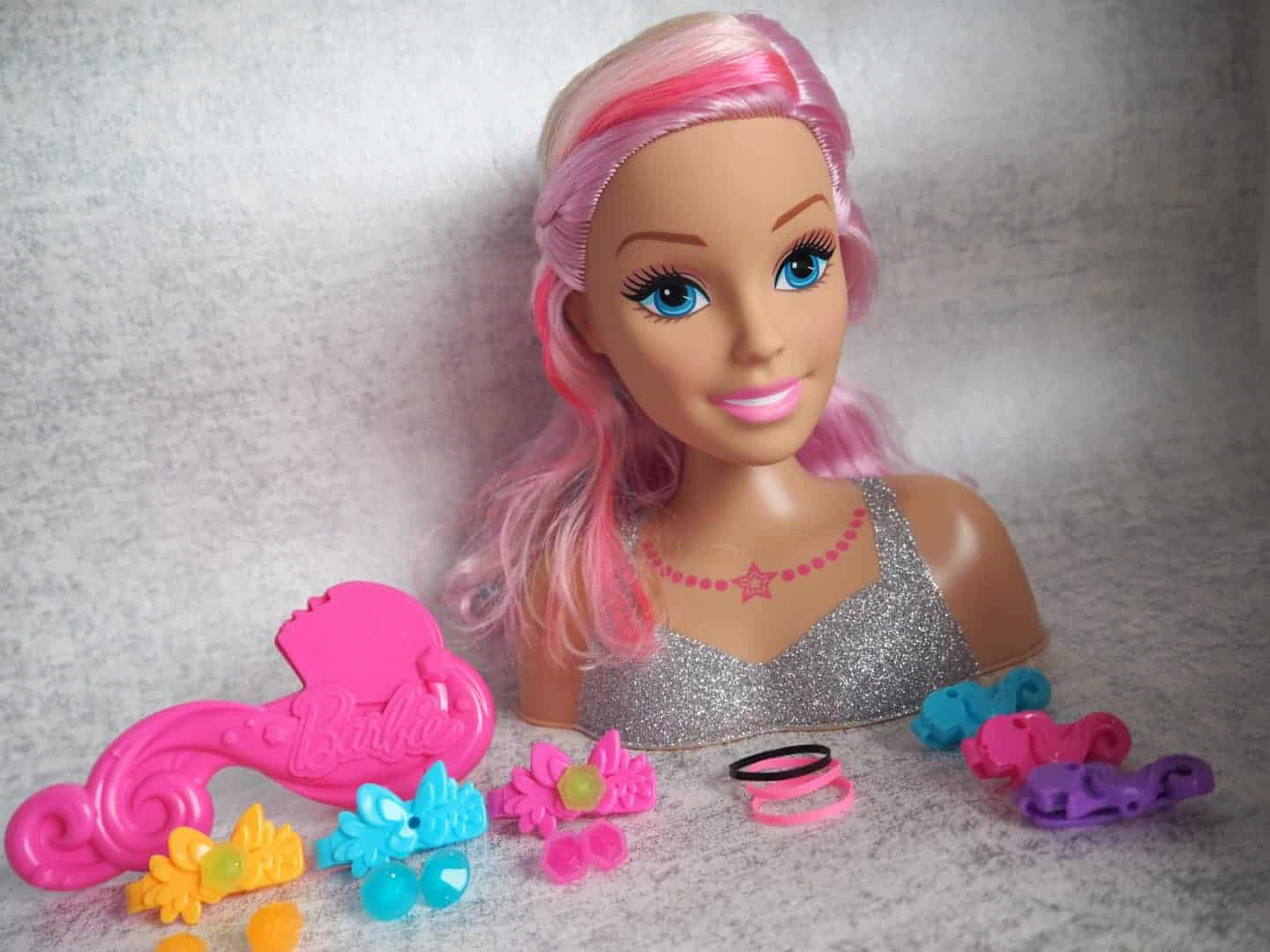 Barbie Dreamtopia Styling Head Review