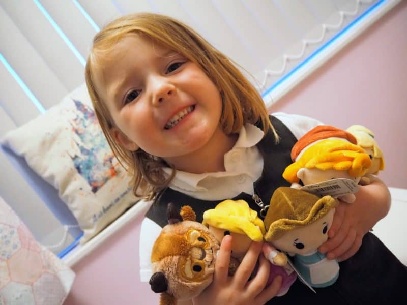 Disney Princess Itty Bittys