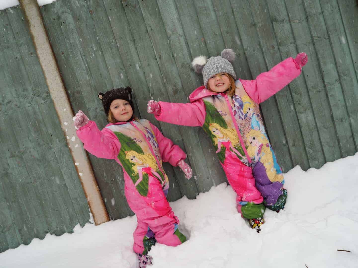Birthdays, Breaking Up and SO MUCH SNOW! #LittleLoves