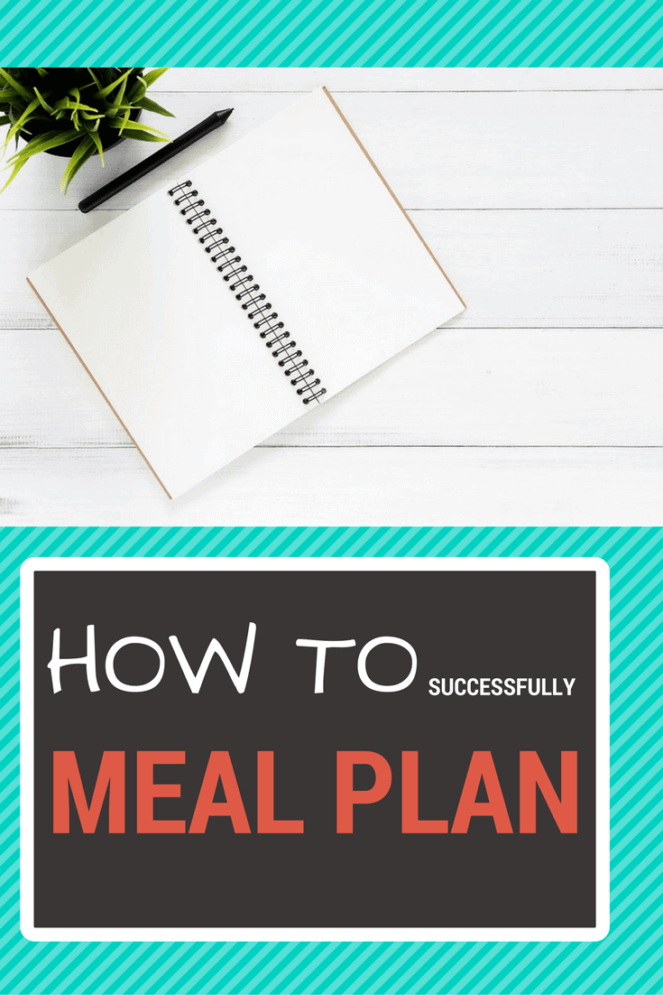 How To Meal Plan and Stick To It
