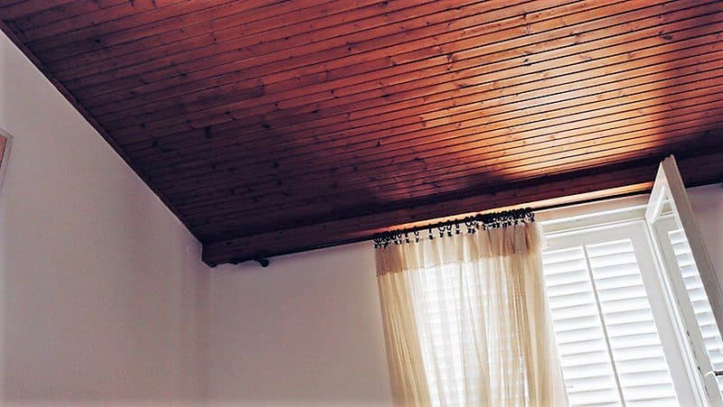 using blinds and curtains together